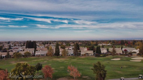 Sun-City-Roseville-retirement-golf-community-drone-photo-2