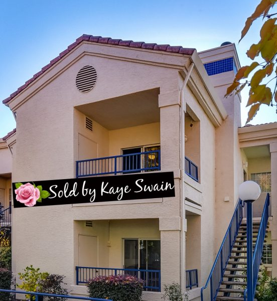 Horizon Condo sold by Kaye Swain Roseville REALTOR
