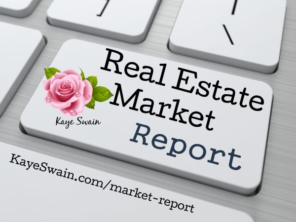 Kaye Swain Roseville Real estate Market Report updated monthly