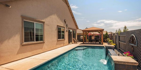Voila - one of the lovely lincoln ca homes for sale with pool