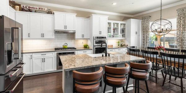 What do you like best about this gorgeous kitchen in one of the homes for sale in Lincoln CA