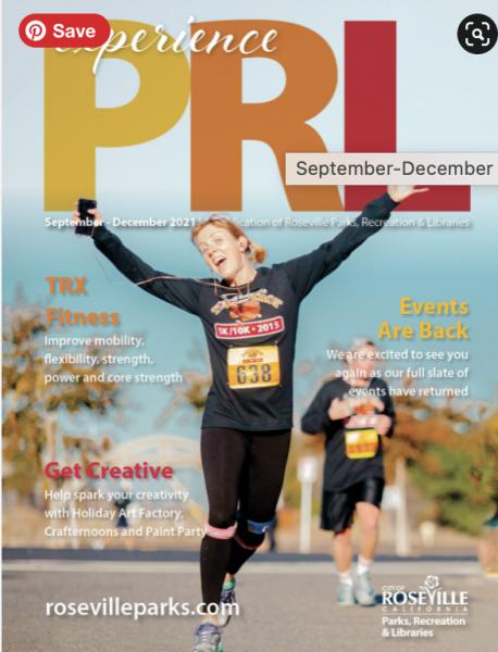 Roseville CA Experience PRL mag for fall 2021 via Kaye Swain Roseville REALTOR