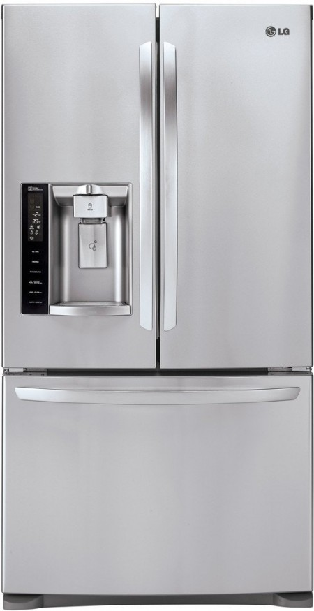 Buying a new home and need a fridge-heres a french door refrigerator