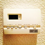 Every thermostat is different in Roseville CA and beyond via Kaye Swain real estate agent