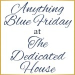 Kaye Swain REALTOR loves to visit the Dedicated House for Anything Blue Friday