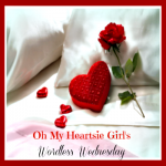 Kaye Swain Roseville CA real estate agent and blogger visits Oh-My-Heartsie-Girls-Wordless Wednesday