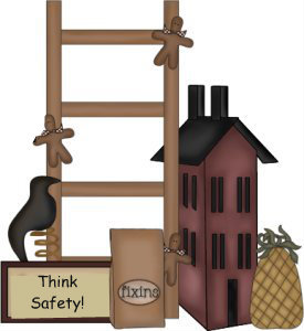 Think safety when selling or buying a new home or moving